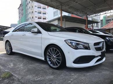 Recon Mercedes Benz CLA200 for sale