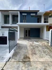 2 Storey SuperLink House FOR RENT Bandar Dato Onn Jalan Perjiranan 11