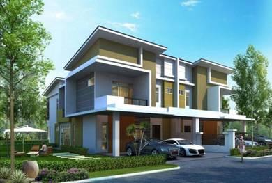 Kempas Utama Setia Tropika New Semi-D Big Extra Land LIMITED UNIT NOW