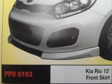 Kia rio 13 bodykit pu without paint