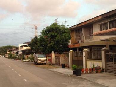 Double Storey Terrace House , Chai Leng Park , Perai , Penang