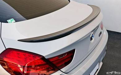 BMW F06 M6 Carbon FIber Rear Boot Spoiler Bodykit