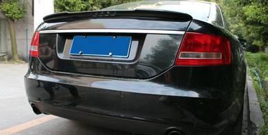 Audi A6 C6 Rear Boot Carbon Spoiler VStyle Bodykit