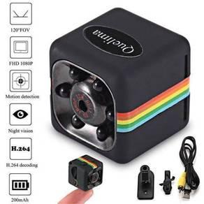 Mini Spycam Night Vision Sq11 1080 Hd