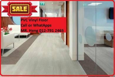 Quality PVC Vinyl Floor - With Install vdsf44
