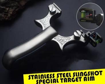 Steel Slingshot Special Aim | Lastik Besi