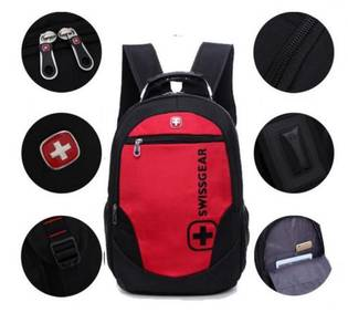 Swiss Gear Laptop Outdoor Backpack High Quality