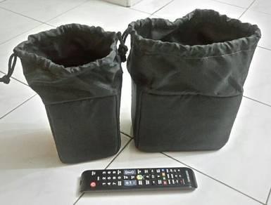 Camera pouch.