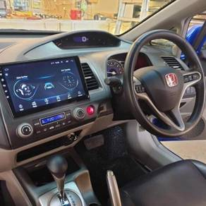 "Honda Civic fd 10""android player1"