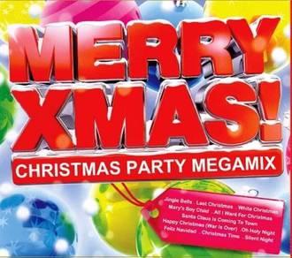 Merry Xmas ! Christmas Party Megamix CD
