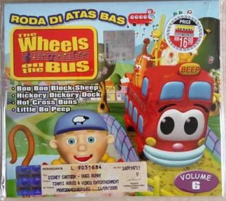 The Wheels On The Bus Vol.6 - Baa Baa Black Sheep