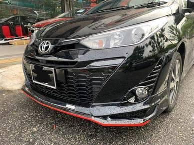 Toyota yaris drive 68 bodykit w paint body kit