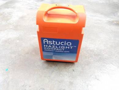 Astucia hazlight compact - emergency warning light