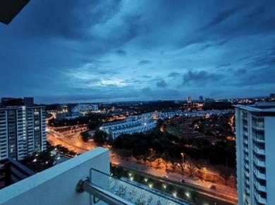 [Nice View&Facing Pool] DWIPUTRA Residences Presint 15 Putrajaya