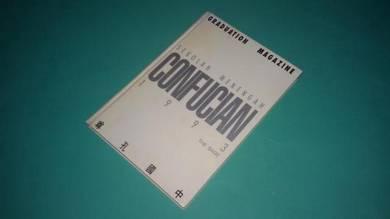 Graduation Magazine SM Confucian 1993