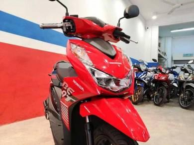 Honda Beat 110 - MotorSim