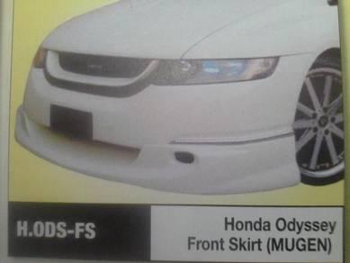 Honda odyssey 09 bodykit with spoiler