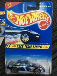Hotwheels Race team - Lumina Stocker
