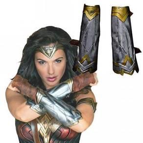 Wonder Woman Hand Forearm Armor Cuffs Guard