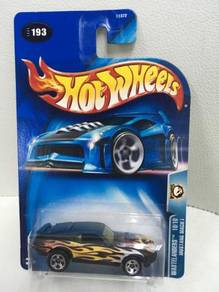 Hotwheels Mustang March I - Black