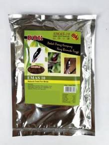 Emas10 DOK Makanan Burung Bird Feed Food 300gram
