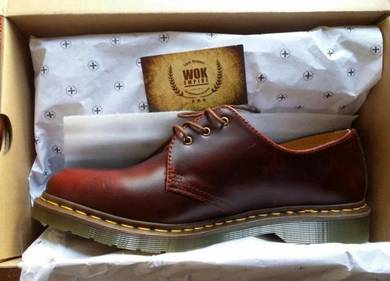 Dr Martens 3 Eye Redwine Original