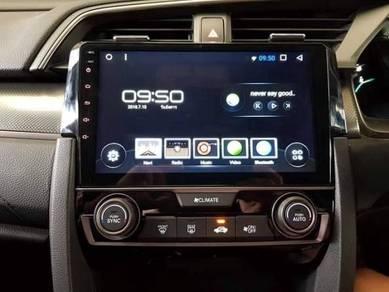 "Honda Civic fc 10""android player1"