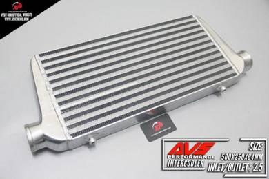 Intercooler AVS Evo123 500x250x64 2.5 Wira Satria