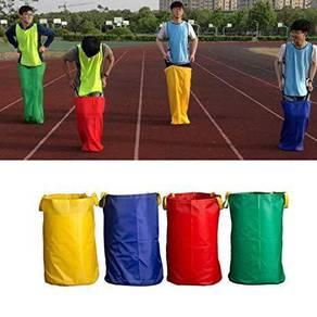 Permainan Lari Dalam Guni (4 PCS) : 60cm x 86cm