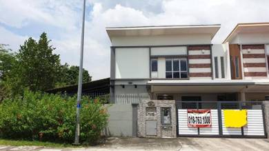 Rm400k Renovated Setia Alam Corner House! Selling Below Market Prices!