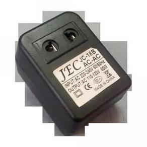 AC Power 110V to 220V Voltage Converter Adapter