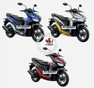 Honda vario 150 new color 2020