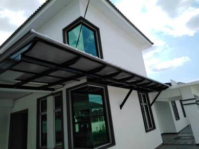Grill Pagar Autogate Awning Ceiling Panel BRC