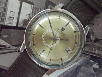 Vintage Nivada Elgabashi automatic watch