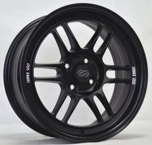 Enkei rpf1 rs racing 16inc rim wira vios city