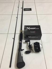 Daiwa Kyoto Casting Fishing Rod+Reel [ Full Set ]