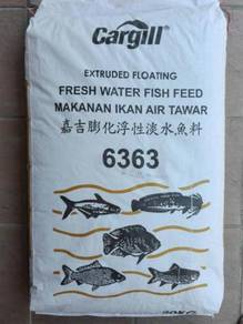 Cargill 6363 Floating Fresh Water Fish Feed 20kg