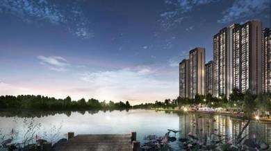 Best Buy Freehold Lake View Condominium Cyberjaya 0% Serin Residence
