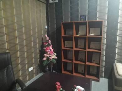 Cupboard office