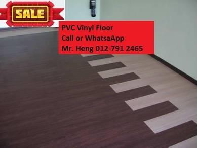Simple Vinyl Floor with Installation cxz3442