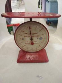 Antique Scale Year 1963