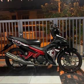 2012 Yamaha 135LC ES 5SPEED