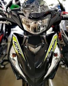Honda dash 125 promotion hujung tahun