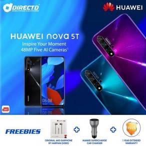 HUAWEI nova 5T (8GB RAM/128GB)MYset + 3 GIFTS ORI