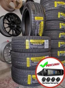 Promosi 195/55 R15 Dunlop Tyre D06 Offer 195 55 15