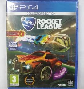 NEW PS4 Game Rocket League Collector Edition