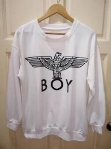 BOY LONDON Sweater Polo T Shirt M