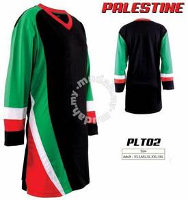 Baju Muslimah Palestin kod PLT02 size L