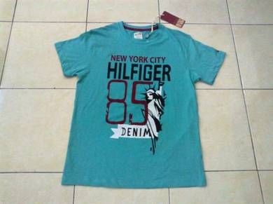 Tommy Hilfiger T-Shirt Yell for Man Size S Limited