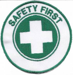 Sulam / Embroidery Safety First